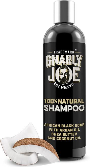 Gnarly Joe African Black Soap Men Intense Moisturising Shampoo - 250 ml