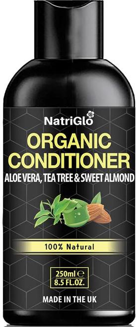 NatriGlo Tea Tree Aloe Vera and Sweet Almond Natural Conditioner