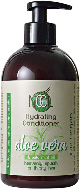 NGGL Aloe Vera and Mint Oil Hydrating and Refreshing Conditioner - 500ml