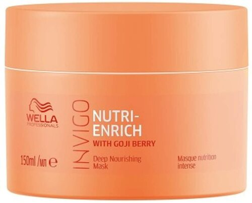 Wella Invigo Nutri-Enrich Nourishing Hair Mask with Goi Berry - 150ml