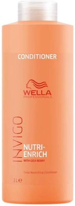 Wella Professionals Conditioner INVIGO Nutri-Enrich-1000ml Wella Professionals Conditioner INVIGO Nutri-Enrich-1000ml Wella Professionals Conditioner INVIGO Nutri-Enrich-1000ml
