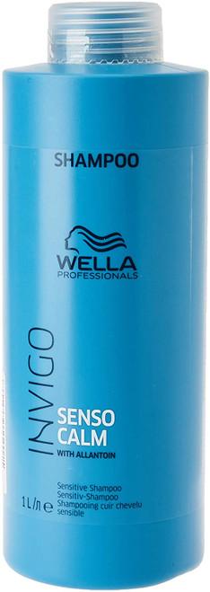 WELLA Senso Calm Sensitive Shampoo with Allantoin - 1000 ml