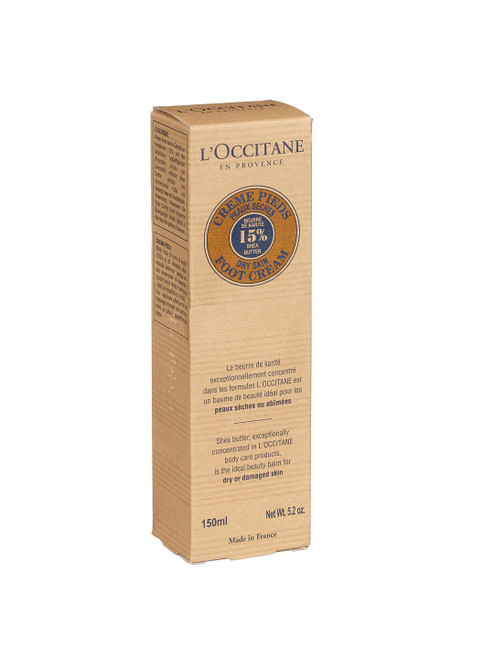L'Occitane Foot Cream Shea Butter-150ml