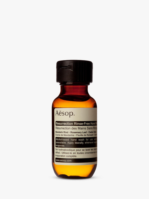 Aesop Resurrection Hand Rinse-Free Wash-50ml