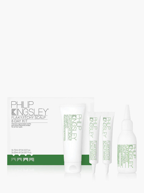 Philip Kingsley 8-Day Kit Flaky Itchy Scalp