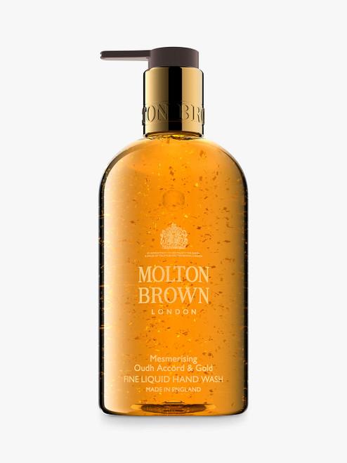 Molton Brown Fine Liquid Handwash Mesmerising Oudh Accord & Gold-300ml