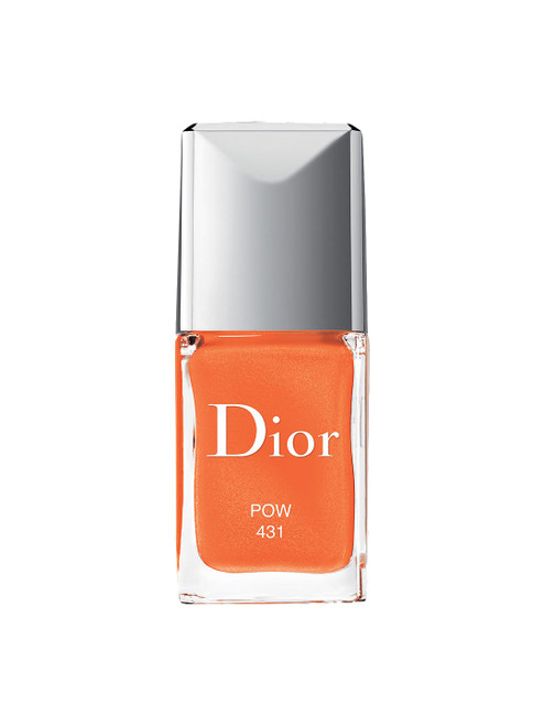 Dior Vernis 431 Pow Cool Wave Nail Lacquer-10ml