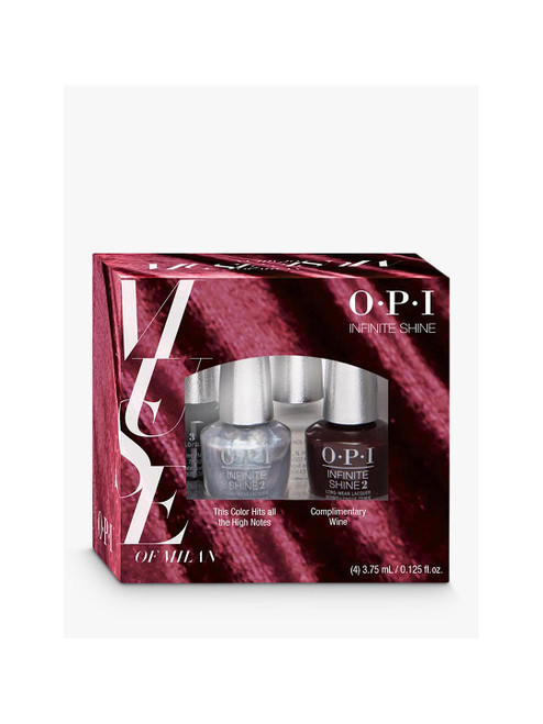 OPI Infinite Mini 4 Pack Shine Muse of Milan Collection