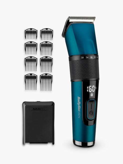 BaByliss 7785U Hair Clippers Japanese Steel