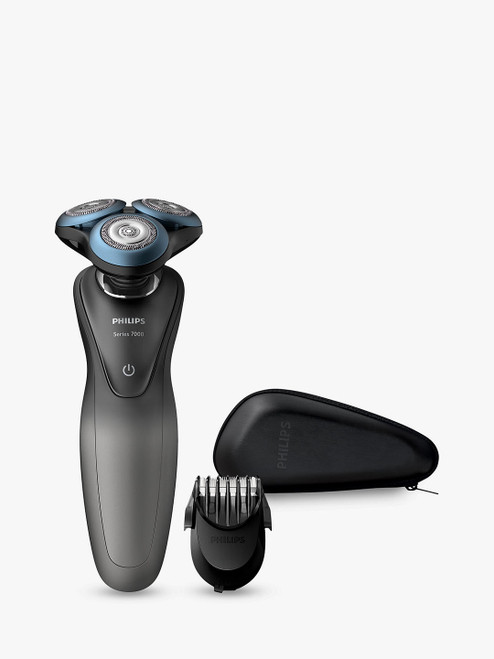 Philips S7960/17 Personal Shave Plan Series 7000 Wet or Dry Men's Electric Shaver