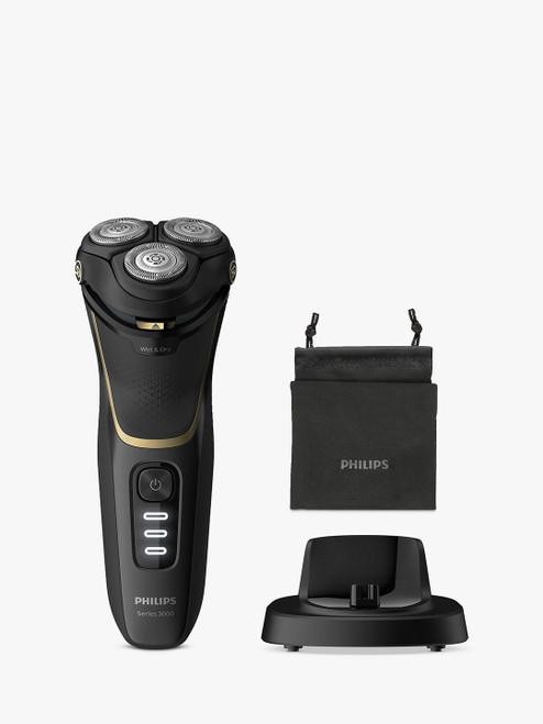 Philips S3333/54 Series 3000 Wet or Dry Men's Electric Shaver
