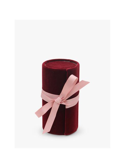 Caroline Jewellery Box Gardner Velvet Roll