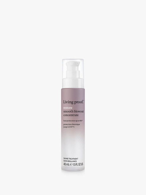 Living Proof Concentrate Hair Treatment Restore Smooth Blowout-45ml