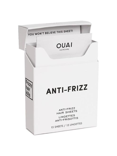 OUAI Hair Sheets Anti-Frizz-x 15