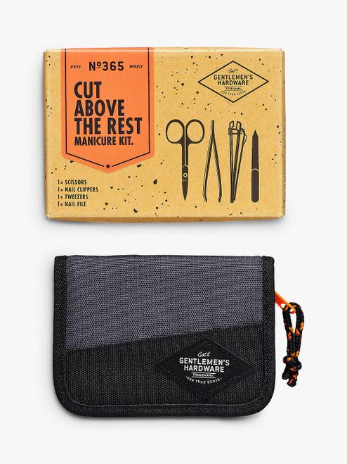 Gentlemen's Kit Pouch Hardware Manicure