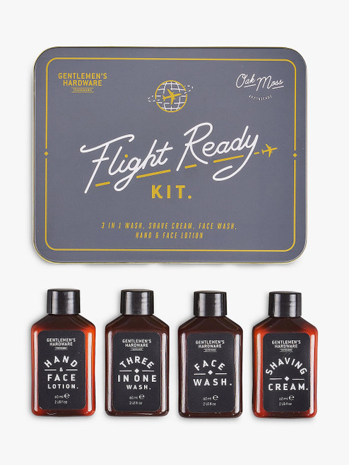Gentlemen's Ready Kit Hardware Flight