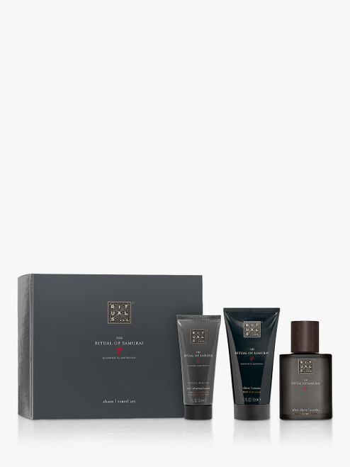 Rituals The Ritual of Samurai Travel Shave Gift Set