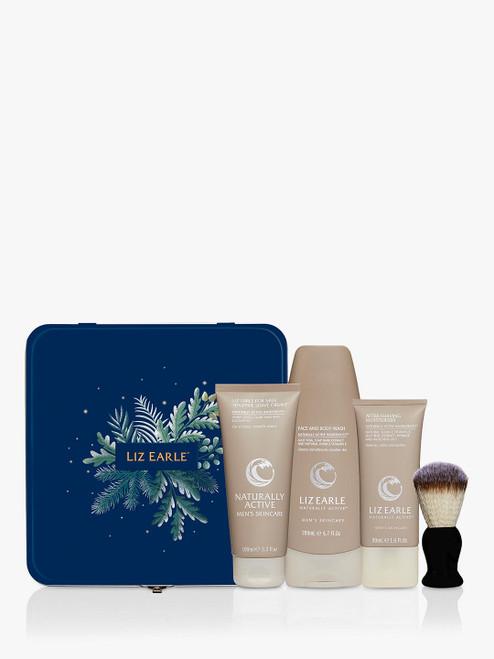 Liz Earle Gift Set Shower Shave Collection Men's Skincare