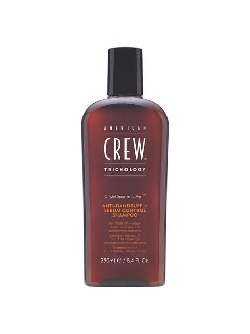 American Crew Anti-Dandruff and  Sebum Control Shampoo-250ml