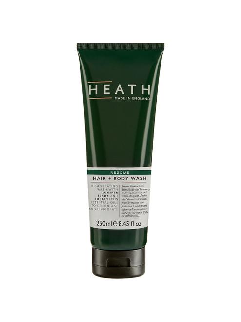 Heath Rescue Hair and Body Wash-250ml