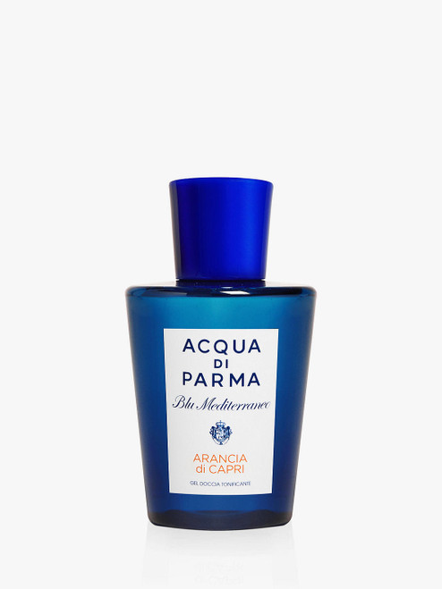 Acqua di Parma 200ml Blu Meditarraneo Arancia di Capri Shower Gel