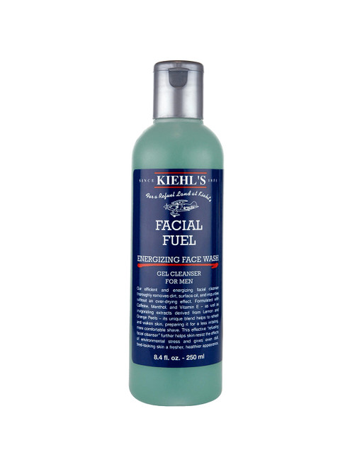 Kiehl's For Men Facial Fuel Energizing Face Wash-250ml