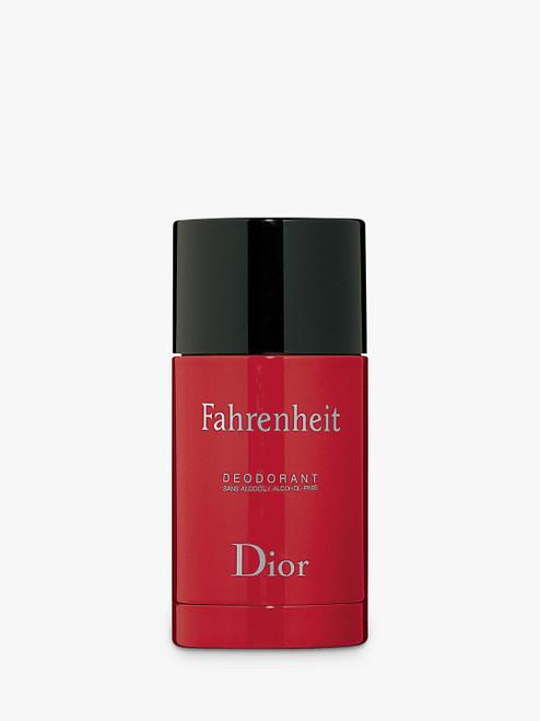Dior  Alcohol Free Fahrenheit Deodorant Stick-75ml