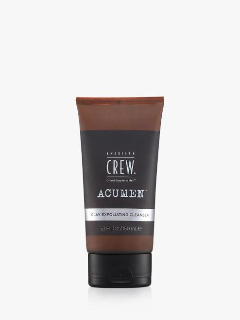 American Crew ACUMEN Exfoliating Clay Cleanser-150ml