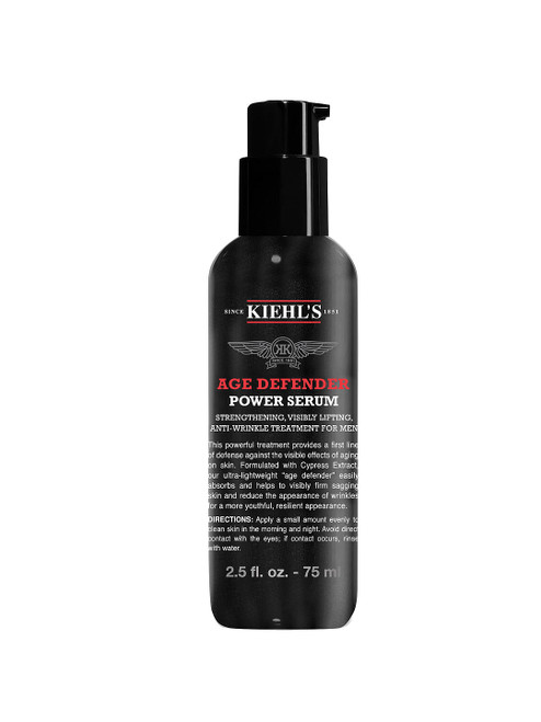 Kiehl's for Men Age Defender Power Serum-75ml