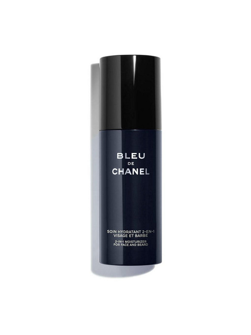 CHANEL  for Face and Beard Bleu De CHANEL 2-in-1 Moisturiser-50ml