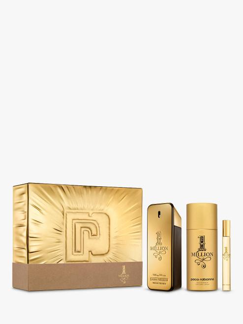 Paco Rabanne 1 Million Eau De Toilette 100ml Gift Set Fragrance