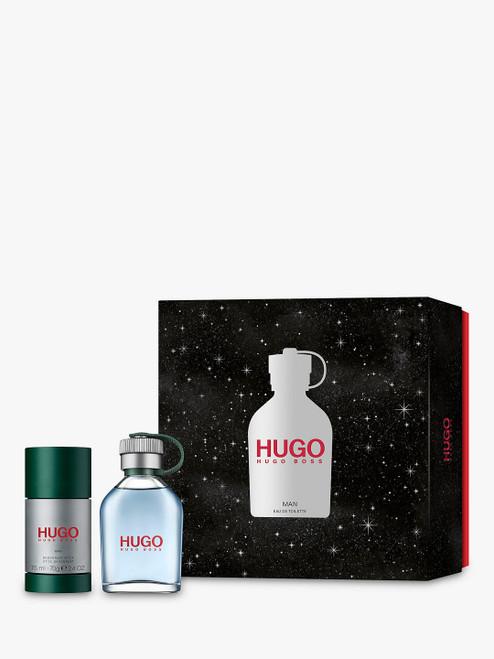 HUGO BOSS HUGO Man Eau de Toilette Spray 75ml Gift Set Fragrance