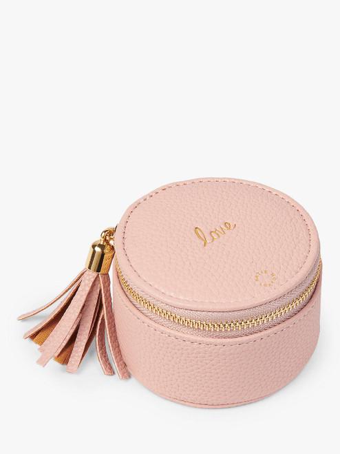 Katie Loxton Love  Circular Jewellery Mini Box