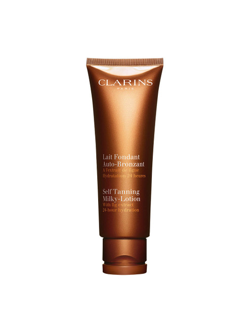 Clarins Milky Self Tanning Lotion-125ml