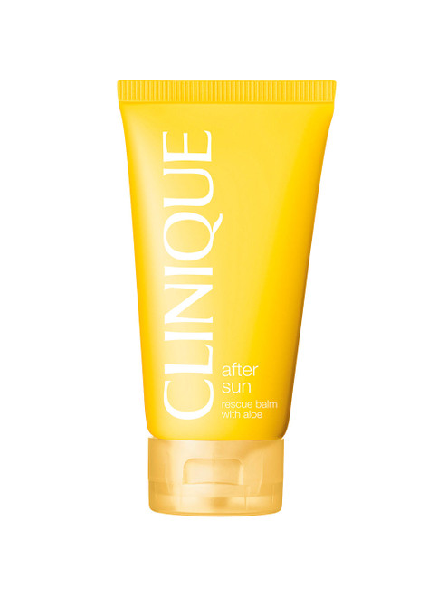 Clinique for All Skin Types After Sun Rescue with Aloe-150ml