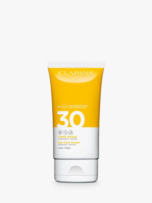 Clarins  SPF 30 Sun Care Cream for Body-150ml