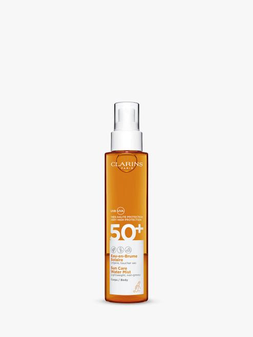 Clarins  SPF 50+ Sun Care Water Mist-150ml