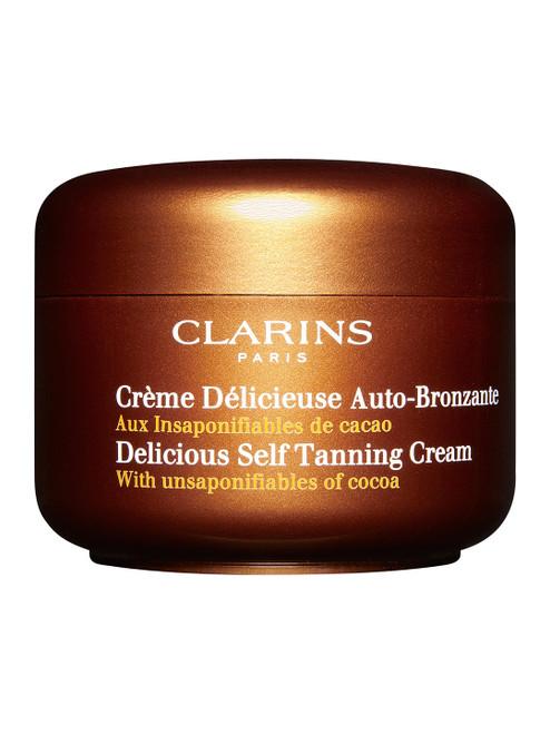 Clarins Self Tanning Delicious Cream-150ml