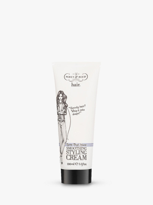 Percy & Reed 100ml Tame That Mane Smoothing Styling Cream