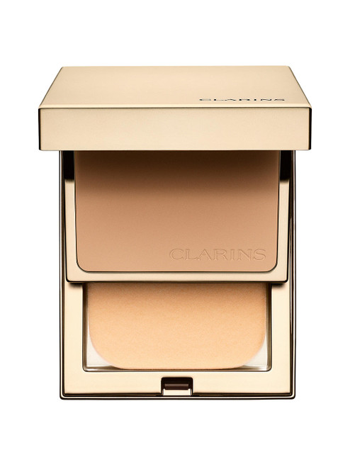 Clarins 105 Nude Everlasting Compact Foundation-10g