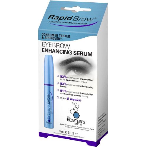 Rapid Brow Growth- Eyebrow Enhancing Serum 3ml