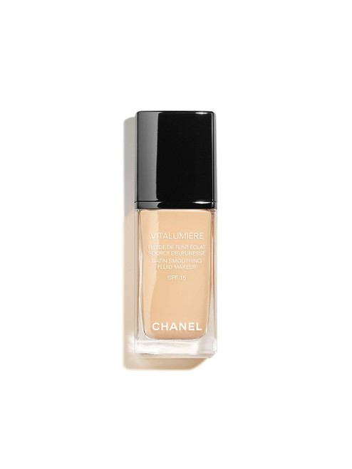 CHANEL 10 Limpide Vitalumière SPF 15 Satin Smoothing Fluid Makeup