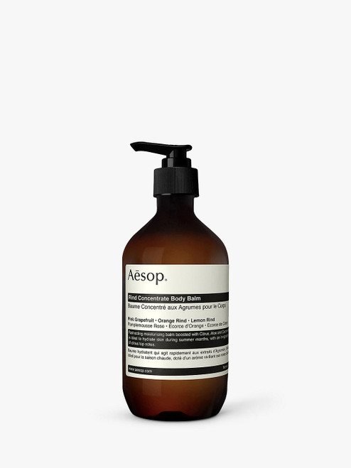 Aesop Body Balm Rind Concentrate