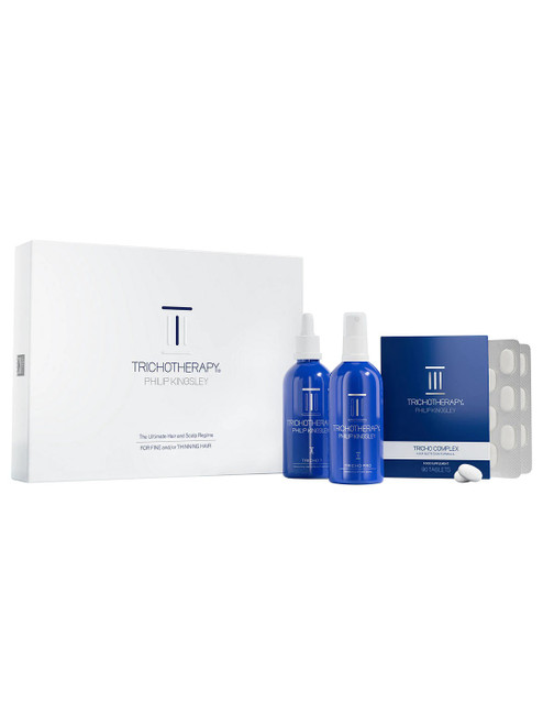 Philip Kingsley Haircare Set Trichotherapy Regime