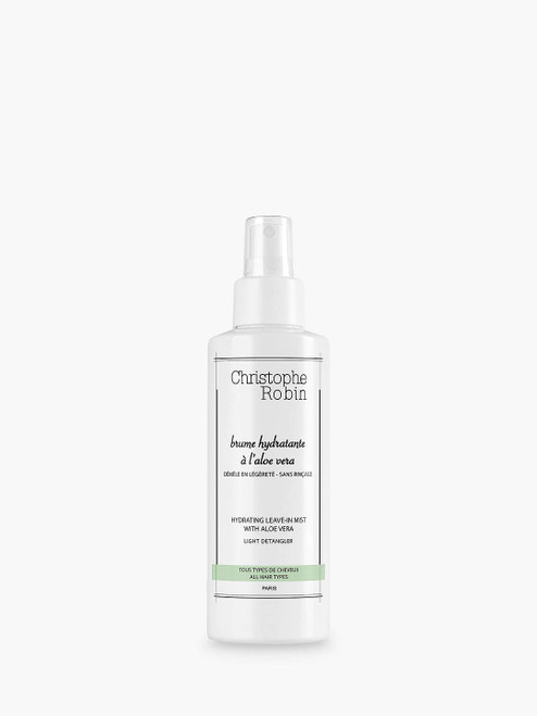 Christophe Robin with Aloe Vera Hydrating Leave-In Mist-150ml