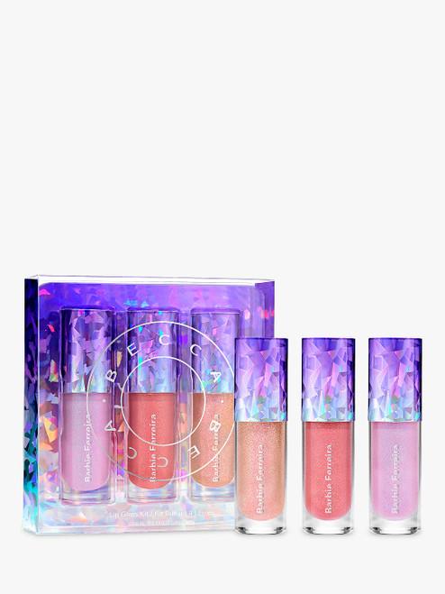 BECCA x Barbie Ferreira Prismatica Gift Set Lip Gloss Makeup