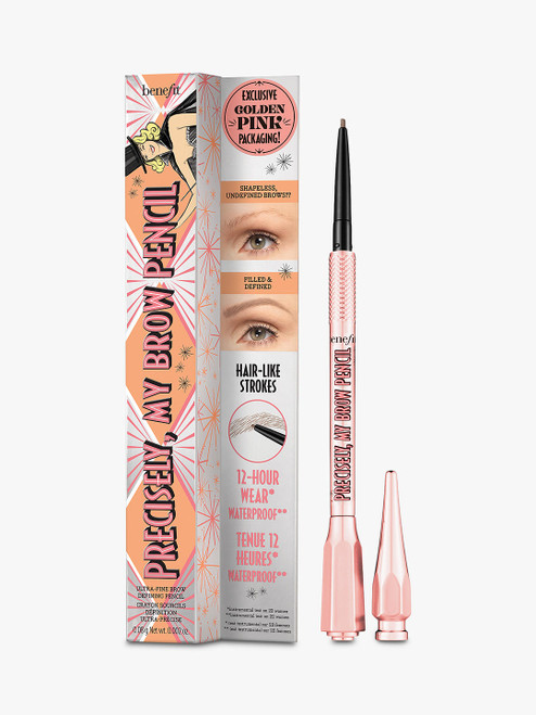 Benefit  02 Precisely My Brow Pencil Limited Edition Rose Gold-0.08g