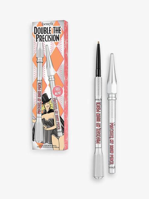 Benefit  Cool Grey Double the Precision Brow Pencil Duo