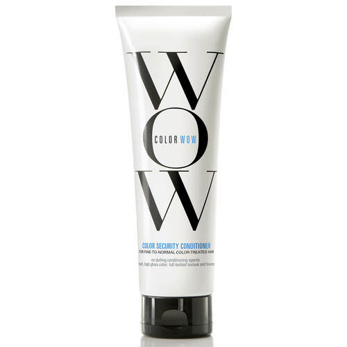 Color WOW for Fine to Normal Hair Colour Security Conditioner-250ml