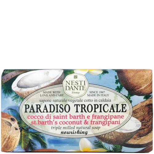 Nesti Dante Paradiso Tropicale St. Bath Coconut and Frangipani Soap-250g